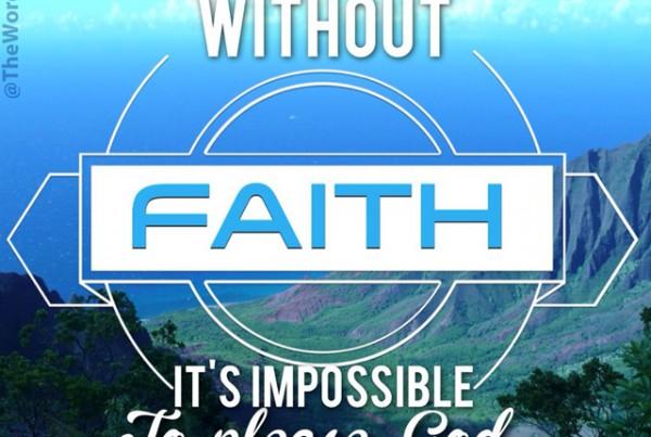 Please-with-faith