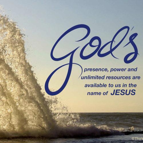 God's Presence Power