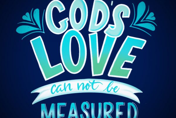God's Love Can not Be Measured.2