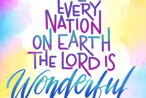 "Tell every nation on earth, ""The Lord is wonderful and does marvelous things! 1 Chronicles 16:24 CEV https://my.bible.com/bible/392/1CH.16.24.CEV"