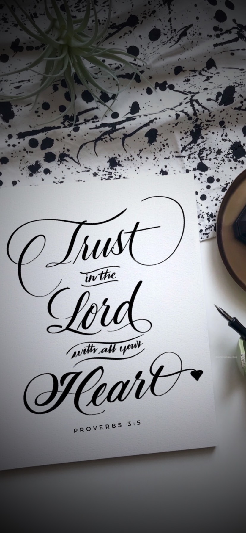 Wallpaper-Trust In the Lord